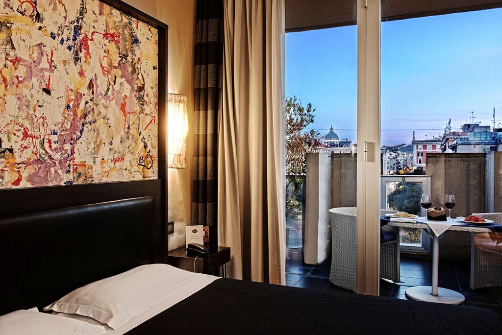 Twenty One Roma Hotel